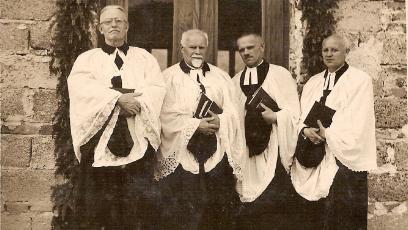 Poświęcenie kościoła
